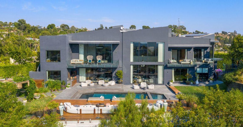 Chrissy Teigen and John Legend promote home for £12 million after bullying scandal