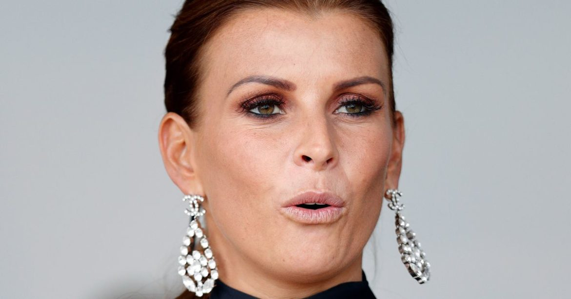 Coleen Rooney's rise to fame as first woman of WAGs as she 'stands by' Wayne
