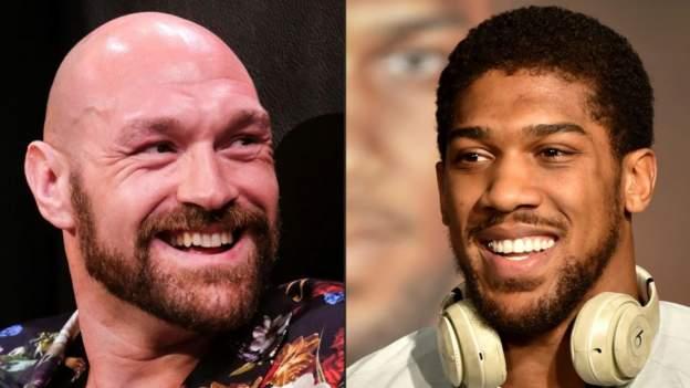 Joshua v Fury combat 'reasonable' for February, says Eddie Hearn