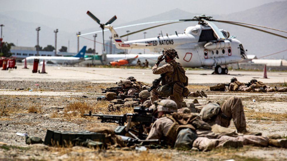 Afghanistan: US says drone strike killed IS-K planner for the Afghan branch of the Islamic State group in a drone strike in the east of the country.