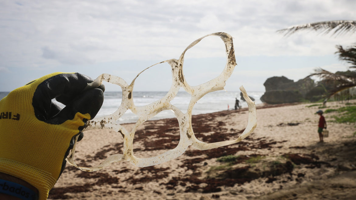 50 years in the past, scientists developed self-destructing plastic