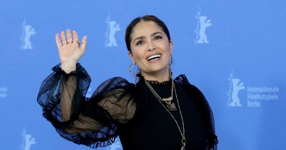 Salma Hayek As soon as Credited Her Ageless Pores and skin to This Below-the-Radar Ingredient