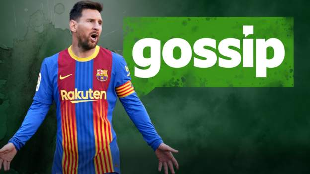 Switch rumours: Messi, Lukaku, Romero, Odegaard, De Ligt, Milenkovic, Ward-Prowse
