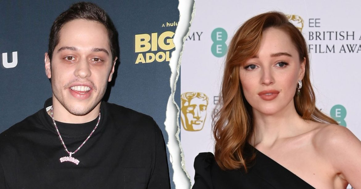 Flame Fizzled! Pete Davidson, Phoebe Dynevor Cut up After Whirlwind Romance