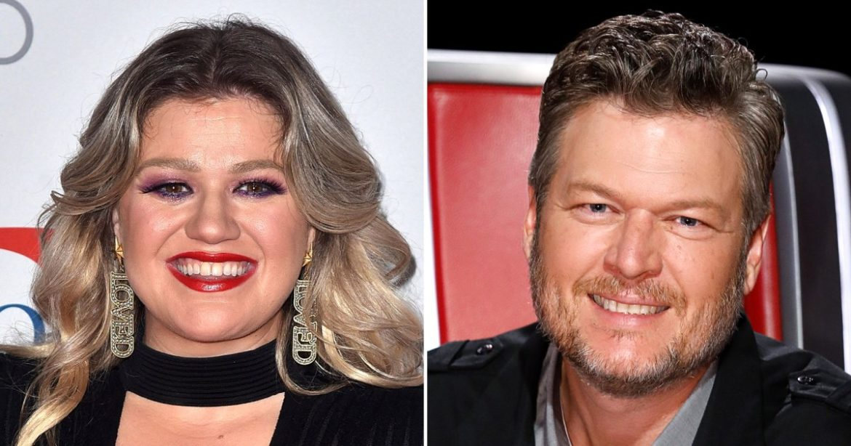 Kelly ClarksonLives Her Finest Life at Blake Shelton Live performance Amid Divorce