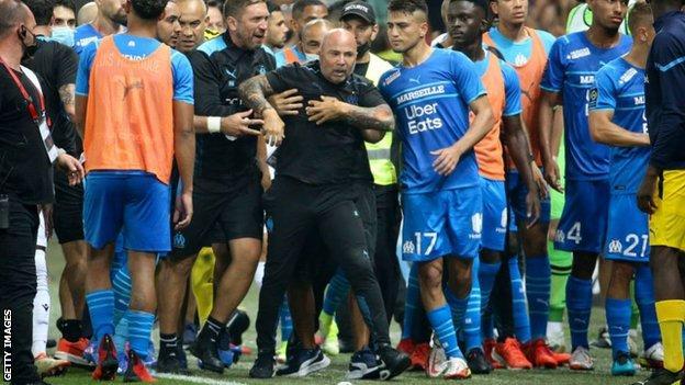 Marseille boss