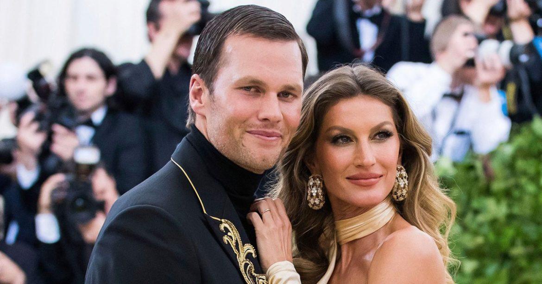 Tremendous Stepmom! Gisele Calls Tom Brady's Son Jack 'The Finest Large Brother'