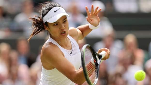 Emma Raducanu: 'I learnt a lot from Wimbledon' – British teenager prepared for US Open qualifying