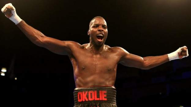 Lawrence Okolie to defend WBO cruiserweight title on Anthony Joshua undercard