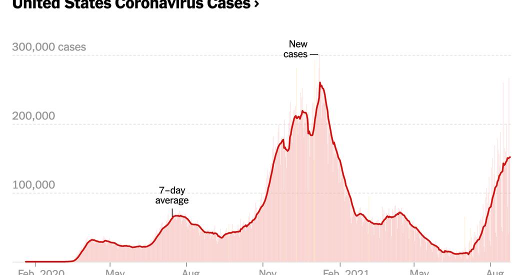 Coronavirus Briefing: What Occurred As we speak