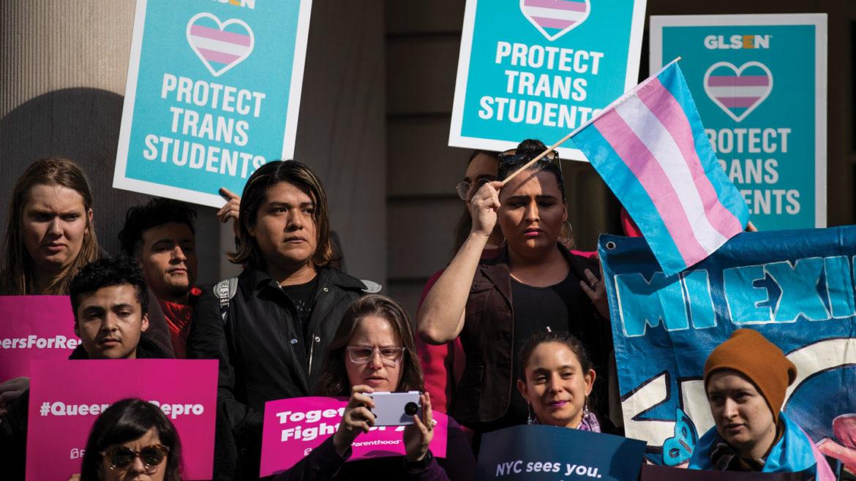 Gender-affirming care improves psychological well being for transgender youth