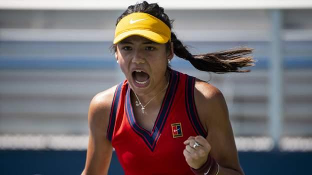 US Open: Emma Raducanu one win away from qualifying however Fran Jones loses