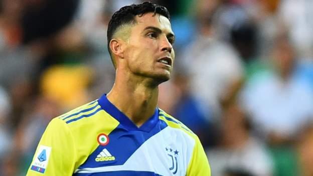 Cristiano Ronaldo: Man Utd in superior talks to signal Juventus ahead