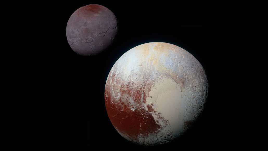 50 years in the past, astronomers had been chipping away at Pluto's mass