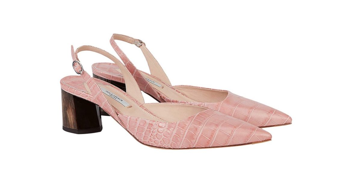 These Slingback Heels Will Turn into Your New Fall Shoe Staple
