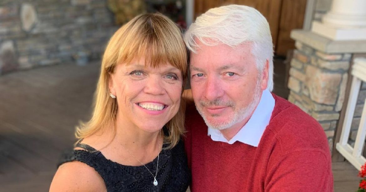 They Do! Little Folks Large World's Amy Roloff Marries Chris Marek