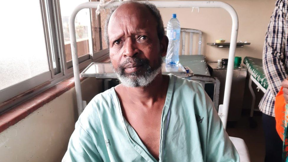 Kenyan policeman wakes up from coma to find he was sacked