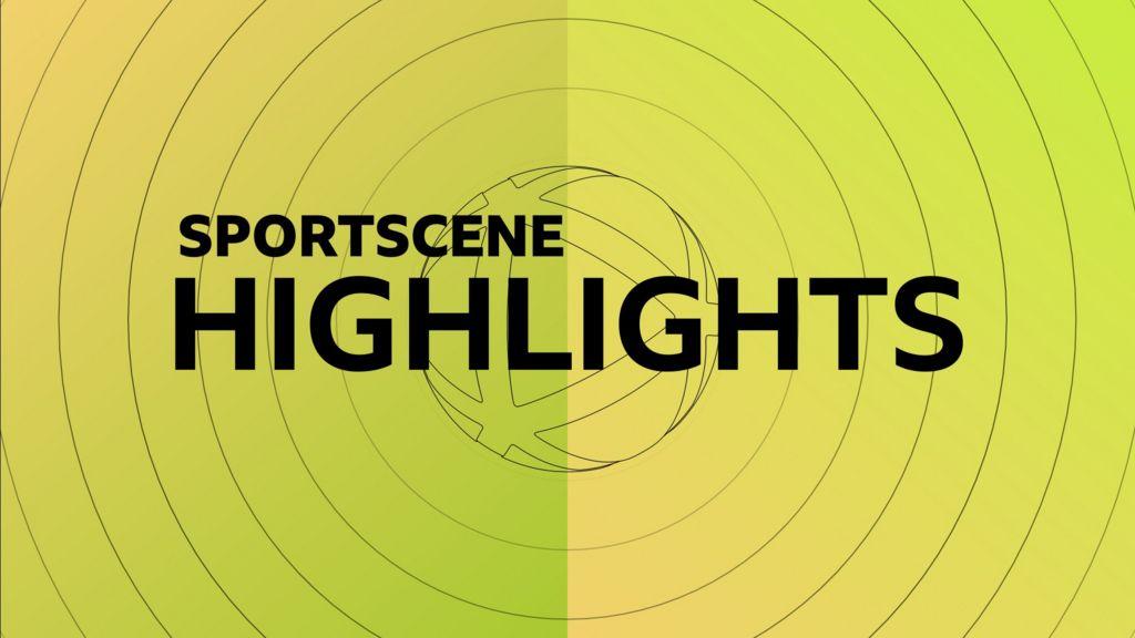 Watch: Sportscene highlights of Denmark v Scotland